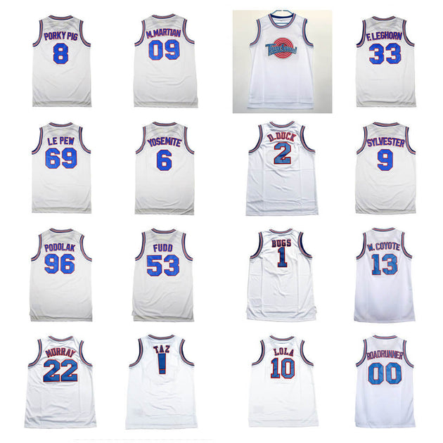 Space Jam Tune Squad Jersey 20 Looney Tunes Characters Page 2 Jersey One