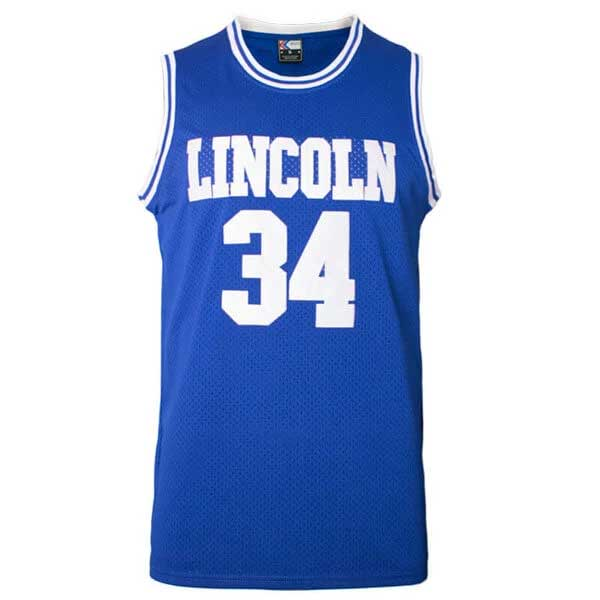 Jesus Shuttlesworth #34 He Got Game Lincoln High School Jersey