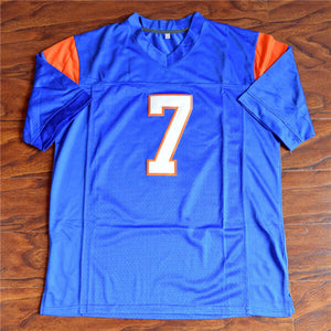 Alex Moran  7 Blue Mountain State Football Jersey – Jersey One 03ab4115aff2