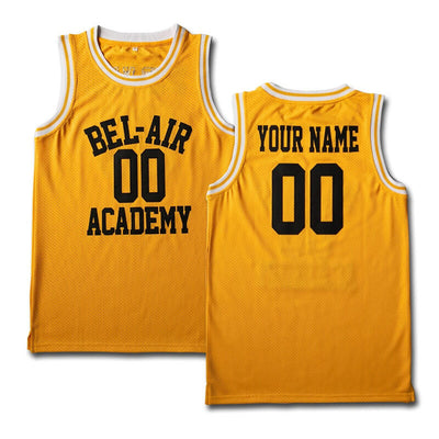 bel air academy customized jersey