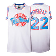bill murray space jam tune squad jersey