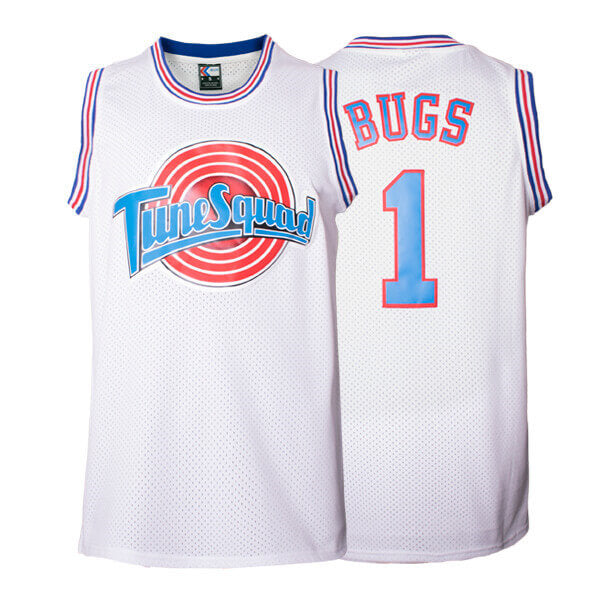 bugs bunny space jam tune squad jersey