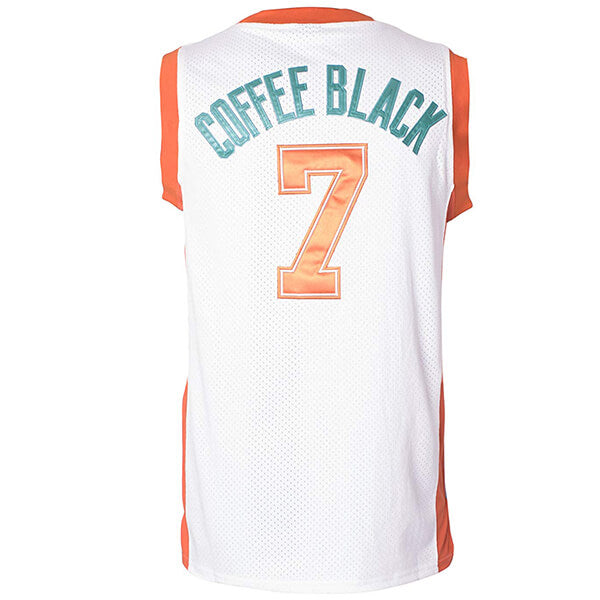 coffee black flint tropics jersey