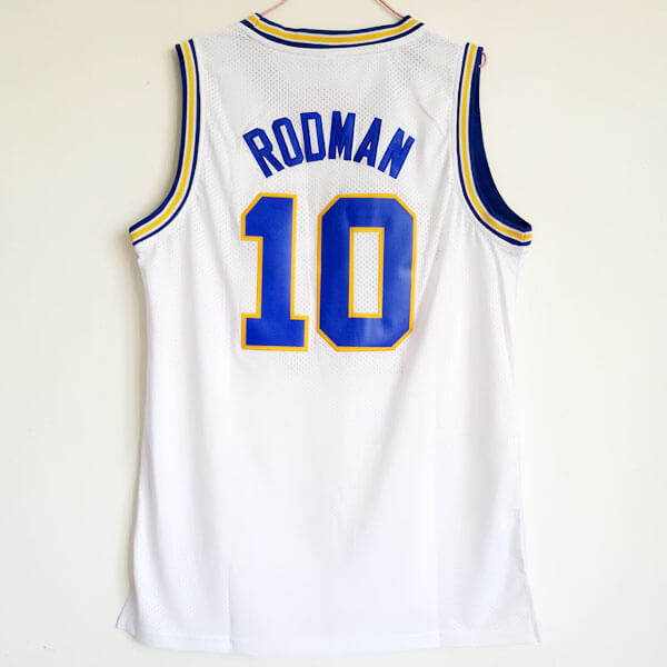 dennis rodman throwback jersey
