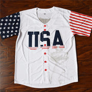 donald trump usa baseball jersey