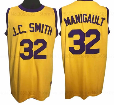 Earl Manigault Rebound Movie Jersey