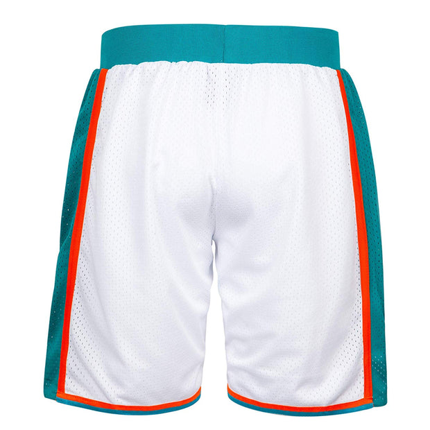 flint tropics short white back