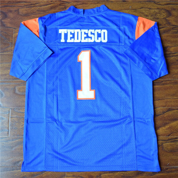 harmon tedesco football jersey