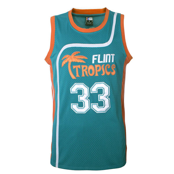 5be6cd9ea650 Buy Jackie Moon  33 Flint Tropics Semi-Pro Jersey – Jersey One