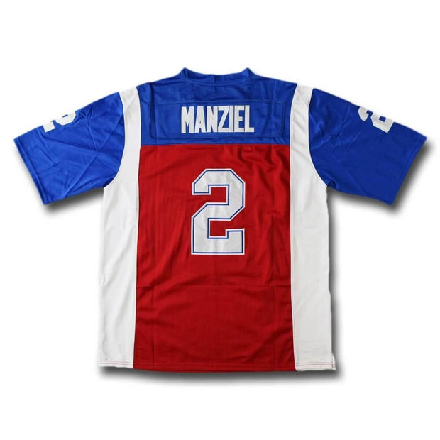 Johnny Manziel Montreal Alouettes 2 Football Jersey – Jersey One