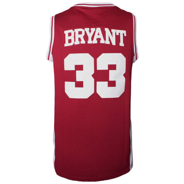kobe bryant high school jersey