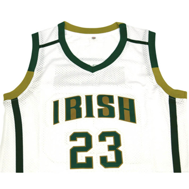 lebron james high school jersey authentic
