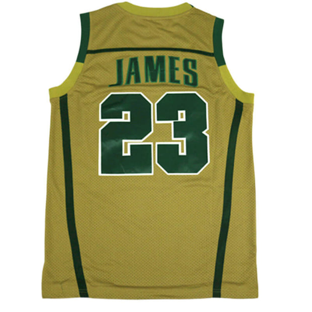 lebron james high school jersey limited edition