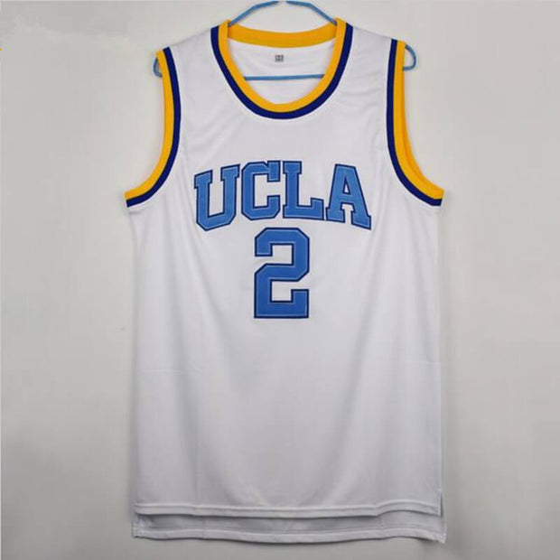Lonzo Ball UCLA Bruins College Throwback Jersey
