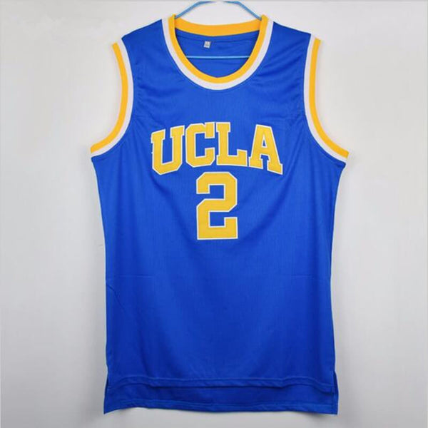 e17e71b3e57 Lonzo Ball UCLA Bruins College Throwback Jersey – Jersey One