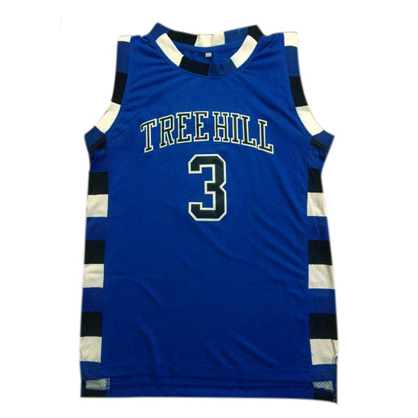 lucas scott one tree hill ravens jersey
