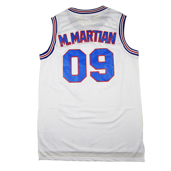 marvin the martian space jam tune squad jersey
