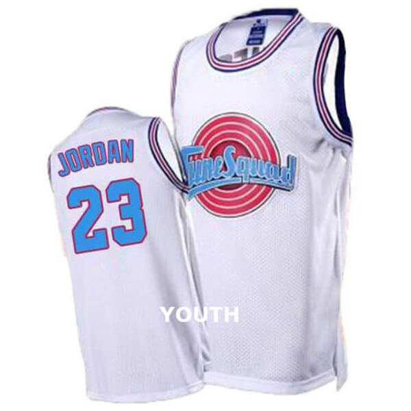 best sneakers f3b84 fc562 Youth Space Jam Jersey: Michael Jordan #23 Tune Squad