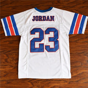 Michael Jordan #23 Space Jam Tune Squad Football Jersey