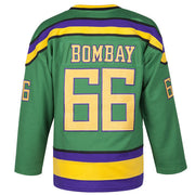 mighty ducks gordon bombay jersey