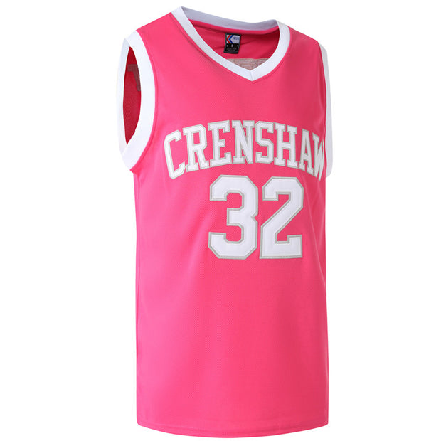 monica wright jersey pink detail