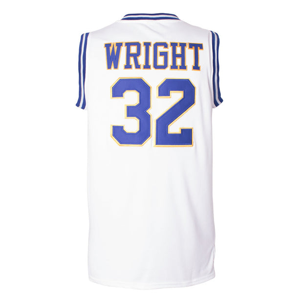monica wright jersey white