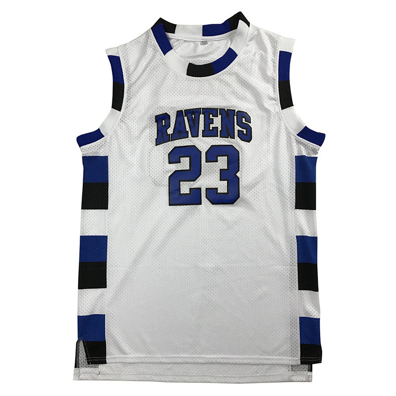 Buy Nathan Scott  23 One Tree Hill Ravens Jersey – Jersey One 995d1847a