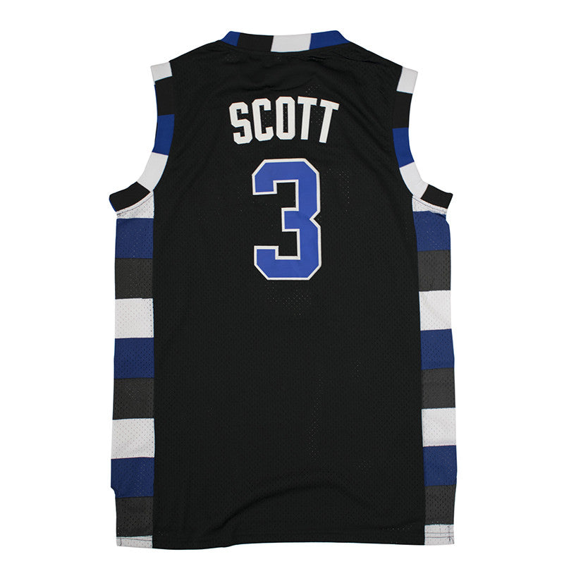 Lucas Scott One Tree Hill Ravens  3 Basketball Jersey – Jersey One 81c4dac8f