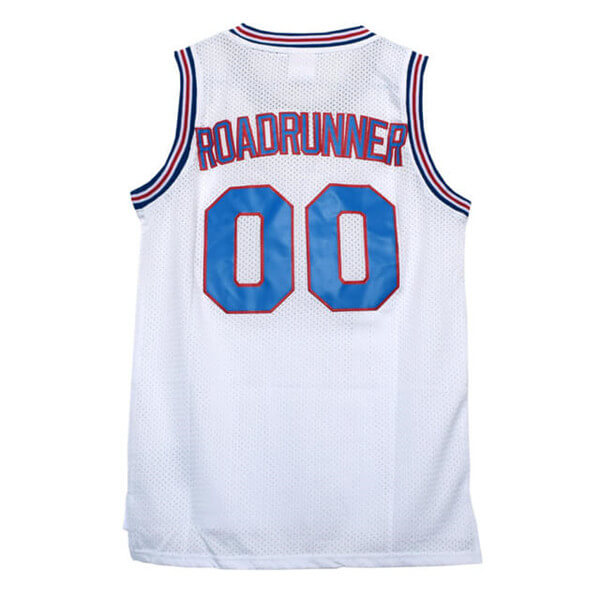 e308ca6fe All Space Jam Tune Squad Looney Tunes White Jersey – Jersey One