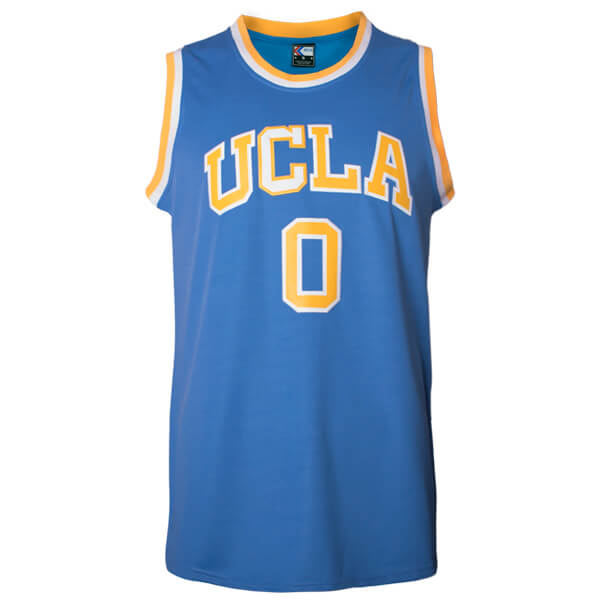 russell westbrook ucla jersey