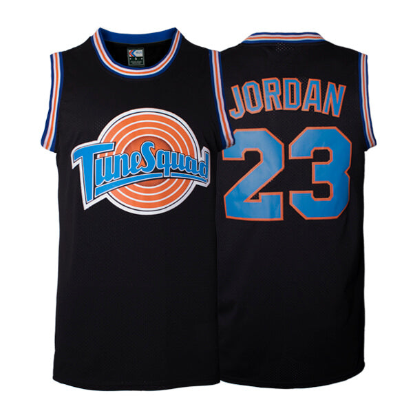 super popular 83e88 ca485 Michael Jordan #23 Space Jam Tune Squad Looney Tunes Jersey