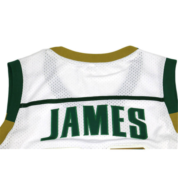 st vincent st mary high school lebron james jersey