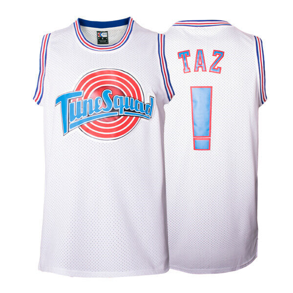 taz space jam tune squad jersey