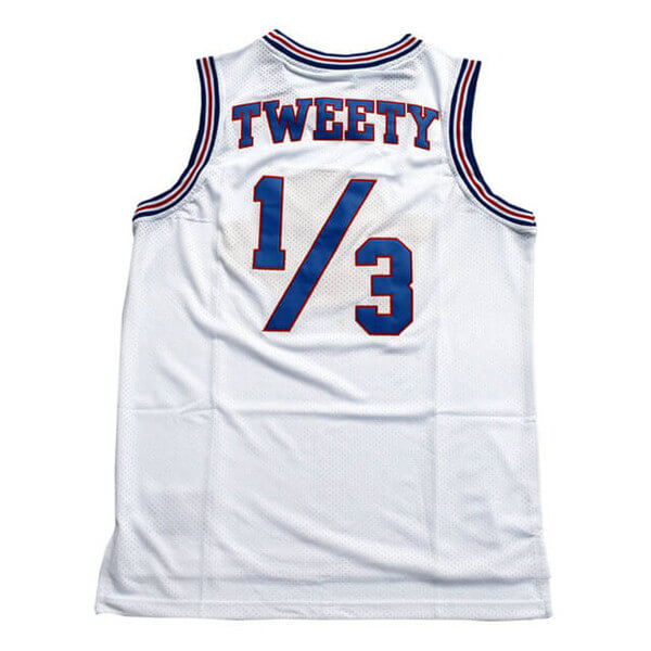tweety space jam tune squad jersey