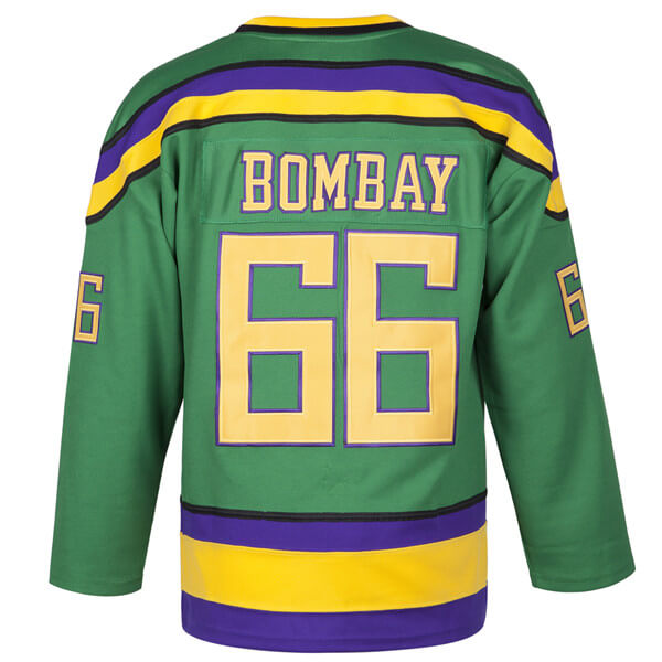 youth mighty ducks gordon bombay jersey