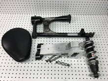 CX500 full bobber kit with 2 into 1 exhaust
