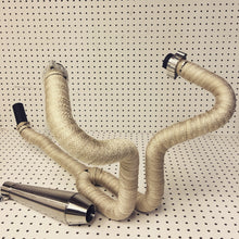 Cx500- Gl500 2 in 1 exhaust