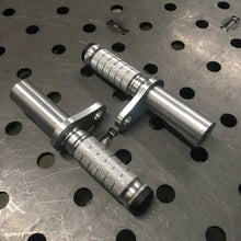 Honda cx500 Billet aluminum foot pegs