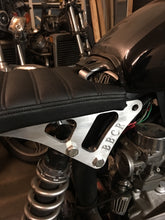 Honda CX500 cafe racer-monoshock kit