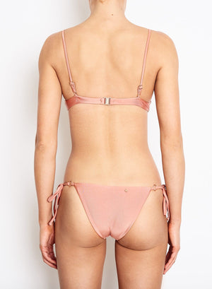 Amore + Sorvete - Baked Apple Bottom in Blush-Amore + Sorvete-Nomads Cove