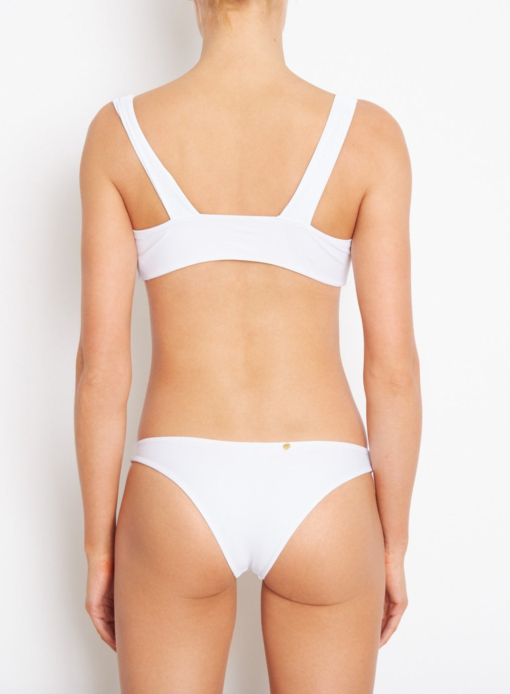 Amore + Sorvete Amore + Sorvete - Bellini Top in White - Nomads Cove