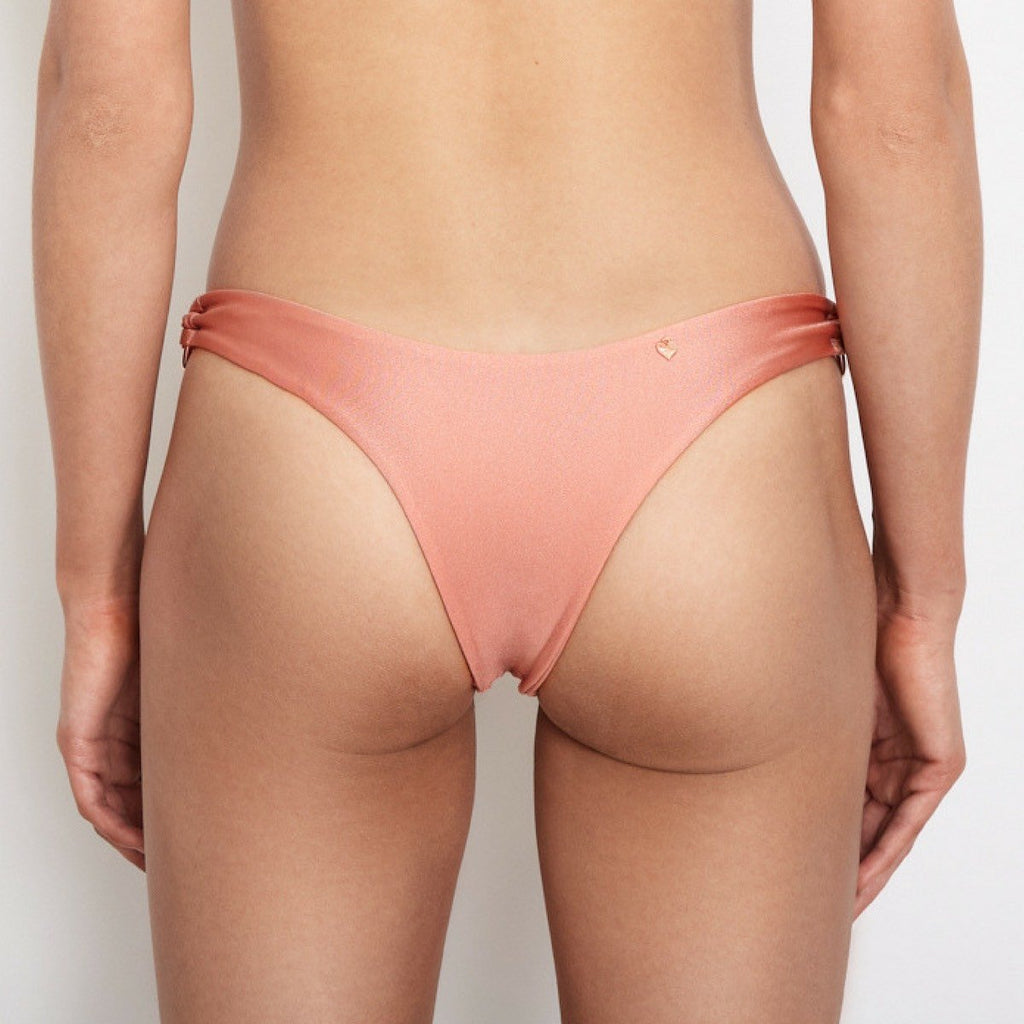 Amore + Sorvete - Caramel Cream Bottom in Blush-Amore + Sorvete-Nomads Cove