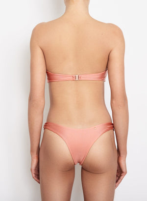 Amore + Sorvete - Caramel Cream Top in Blush-Amore + Sorvete-Nomads Cove