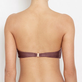 Amore + Sorvete - Caramel Cream Top in Grape-Amore + Sorvete-Nomads Cove