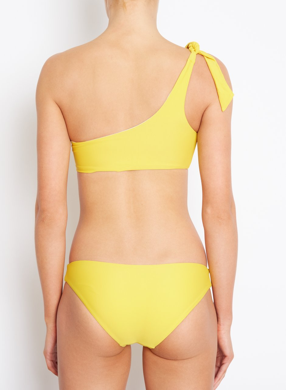 Amore + Sorvete - Martini Top in Mustard-Amore + Sorvete-Nomads Cove