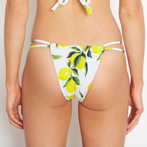 Amore + Sorvete - White Russian Bottom in Lemon-Amore + Sorvete-Nomads Cove