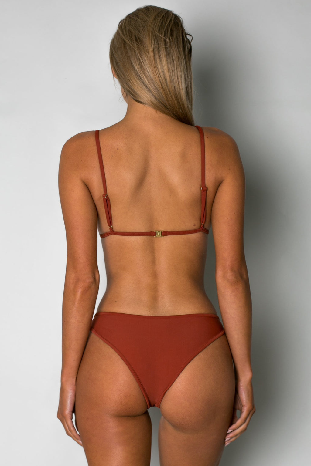 Cantik - Bedouin Bottoms in Earth-Cantik Swimwear-Nomads Cove