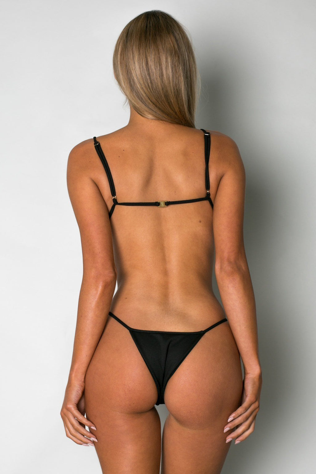 Cantik - Black Phoenix Bottoms-Cantik Swimwear-Nomads Cove