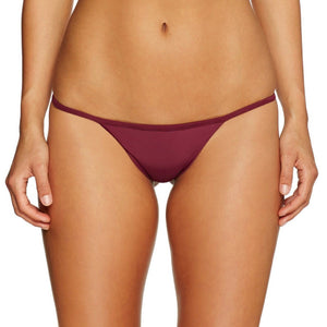 Cantik - Bordeaux Phoenix Bottoms-Cantik Swimwear-Nomads Cove
