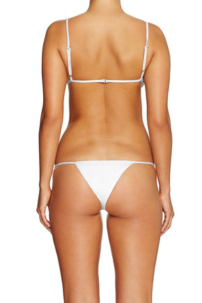 Cantik - White Phoenix Bottoms-Cantik Swimwear-Nomads Cove